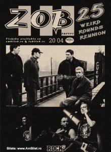 ZOB -25 weird rounds reunion