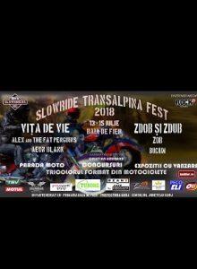 Slowride Transalpina Fest 2018