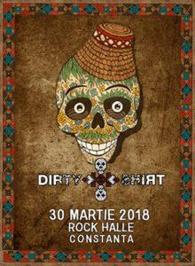 Dirty Shirt – Live la Constanța