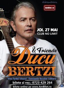 Concert Ducu Bertzi & Friends @Buzau