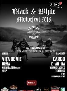 Black & White Motorfest 2018