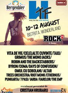 Way Too Far Rock Festival Bistrita
