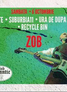 QFest: ZOB, Recycle BIN, Ura De Dupa Usa, Suburbia11, Brute
