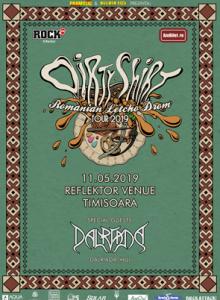 Dirty Shirt – lansare de album (Timisoara)