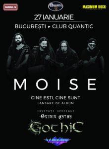 Moise (lansare de album)