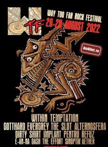 WTF – Way Too Far Rock Festival 2022