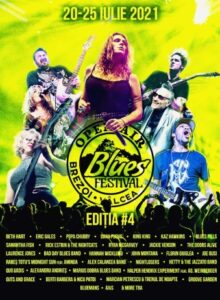 Open Air Blues Festival Brezoi 4th Edition