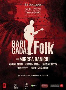 Baricada Folk (Sibiu) sold out