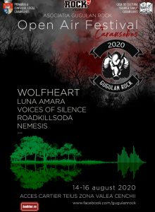 Gugulan Rock Open Air Festival 2020 (amanat)
