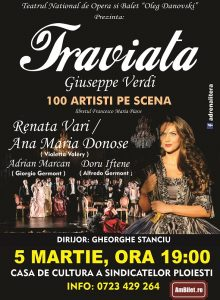 Traviata de Giuseppe Verdi