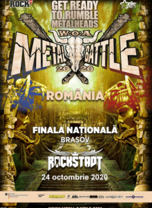 Finala Wacken Metal Battle Romania