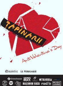 Tapinarii – Anti Valentine's Day in Bucuresti