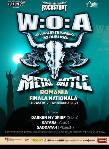 Finala Wacken Metal Battle Romania