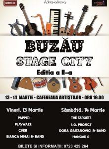 Stage City Buzau -editia a II-a
