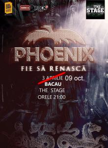 Phoenix Fie sa renasca (Bacau) -Anulat