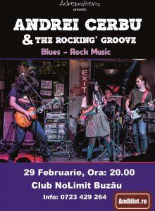 Andrei Cerbu & The Rockin'Groove!