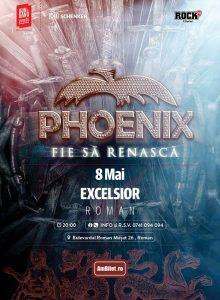 Phoenix Fie sa renasca (Roman) -anulat
