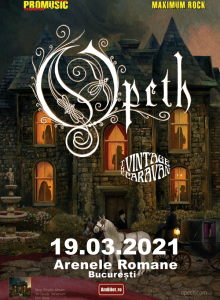 Opeth, The Vintage Caravan