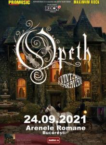Opeth, The Vintage Caravan