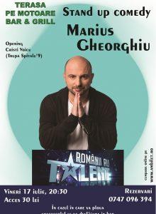Stand-Up Comedy cu Marius Gheorghiu