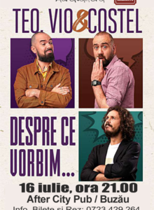 Teo, Vio & Costel- Anulat