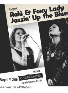 Ralu & Foxy Lady /Jazzin' Up the Blues
