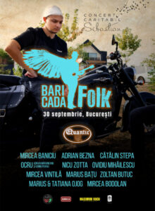 Baricada Folk – Concert caritabil pentru Sebastian