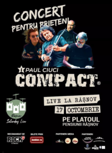 Compact – Concert pentru prieteni- ANULAT
