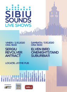 Sibiu Sounds Live Shows