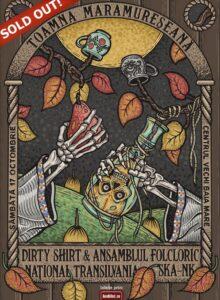 Dirty Shirt & Ansamblul Folcloric National Transilvania (Anulat)