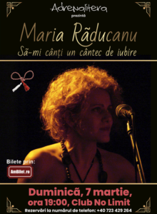 Maria Raducanu – Sa-mi canti un cantec de iubire @ Buzau