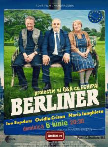 BERLINER (proiectie film)