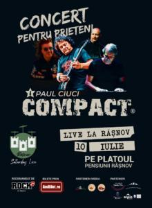 Compact – Concert pentru prieteni