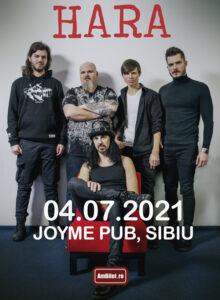 Concert HARA@Joyme Sibiu ANULAT