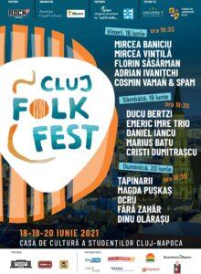 Cluj Folk Fest 2021 editia I
