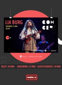 Concert Lia Burg