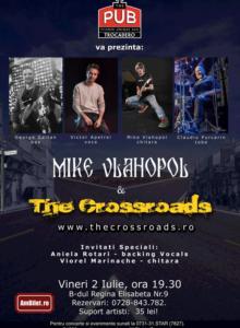 Mike Vlahopol & The Crossroads