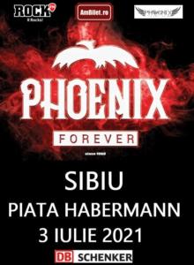 Phoenix Forever la Sibiu