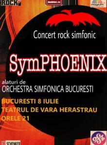 SIMPHOENIX-concert rock simfonic extraordinar