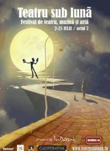 Festivalul Teatru sub luna 2021