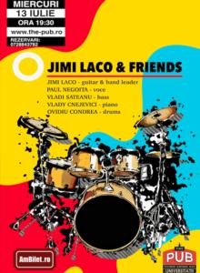 Jimi Laco & Friends