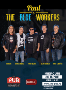 Paul & The Blue Workers