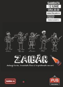 ZAIBAR – Live @ The PUB Universitatii