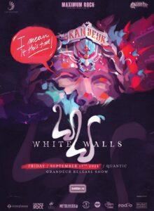 """White Walls – Lansare album """"Grandeur''"""