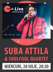 Suba Attila & The SoulFool Band