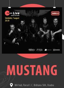 Trupa Mustang – Punte intre generatii