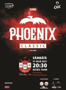 PHOENIX – la Rasnov Saturday live