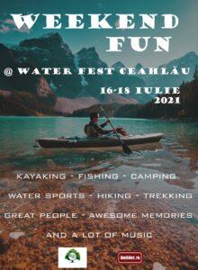 Weekend Fun @Water Fest Ceahlau