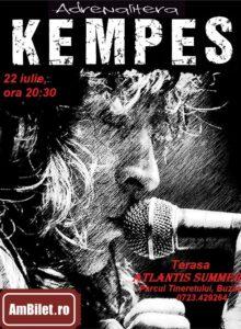 Kempes la Buzau