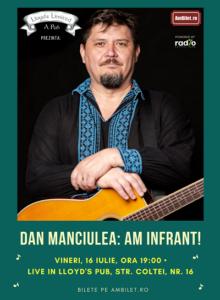 Dan Manciulea -am infrant